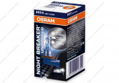 Osram - H11-12v 55w -  PGJ19-2 Night Breaker unlimited +110% (64211NBU)